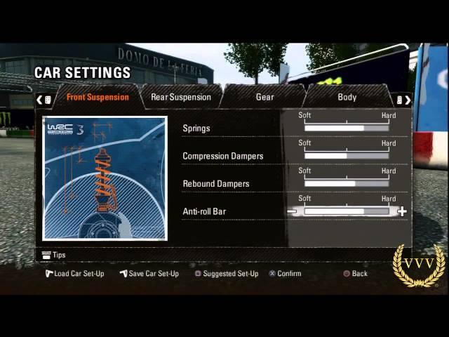 WRC 3 Preview Content Hub