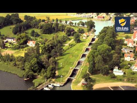 Dream voyage through Sweden