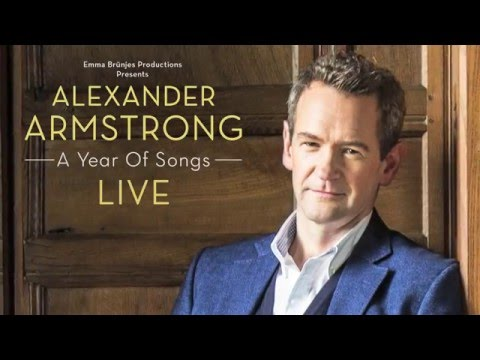 alexander armstrong year of songs