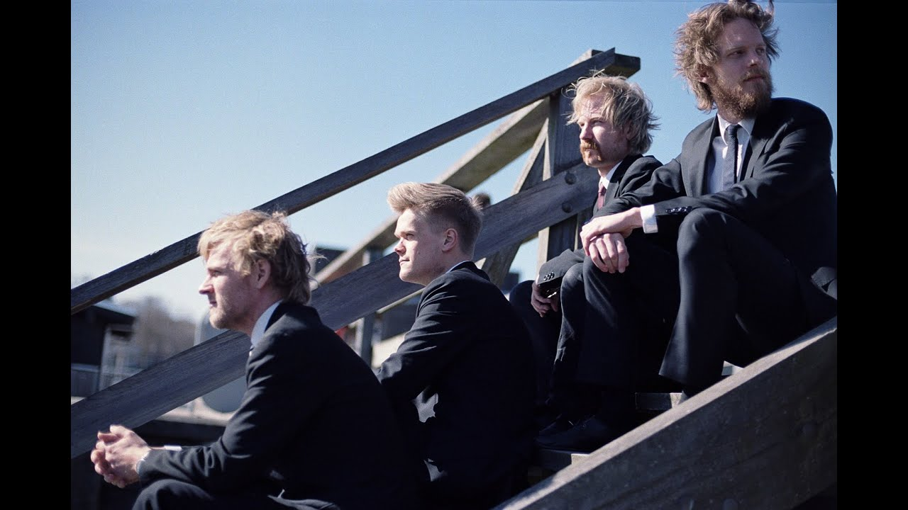 The Danish String Quartet plays Nielsen's Quartet Nr  3