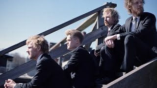 The Danish String Quartet plays Nielsen's Quartet Nr. 3
