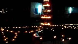 Pazhayannur Bhagavati Temple Vilakku - 2