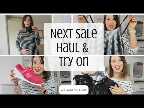 Next Sale Haul And Try On