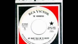 Womenfolk - MY HEART TELLS ME TO BELIEVE  (1965)