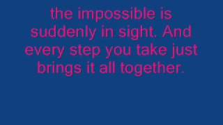 Diana DeGarmo- Dreams w/ Lyrics