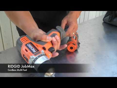 Ridgid Oscillating Tool Review