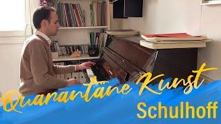 zweiter Satz aus der Partita - Schulhoff (Cover)