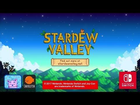 Stardew Valley trailer (Switch)