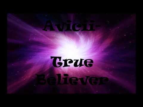 Avicii - True Believer ( sound )