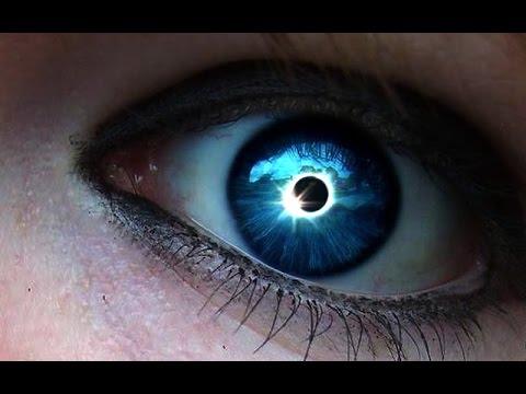После затмения болят глаза