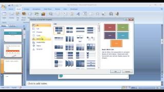 Microsoft PowerPoint 2007 pt 2 (Exam prep, Action buttons & more)