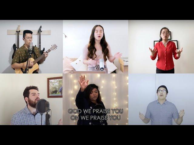 We Praise You by Brandon Lake - Australia For Christ Church Worship Team