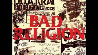 Bad Religion - Do What You Want (All Ages/Live Version WITH LYRICS)