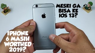 Review Iphone 6 128GB di tahun 2019