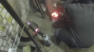 Делаем нож без электроинструмента #17 - Закаливание клинка(все видео из этого раздела, смотрите на моем канале в плейлисте https://www.youtube.com/playlist?list=PLOoCzJk19TeTyNP1pzOFE-bN9R3iMCCra..., 2012-12-01T18:27:25.000Z)
