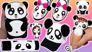 ✨🎀 BEST PANDA DIYS YOU SHOULD KNOW || School Supplies and More 🎀✨