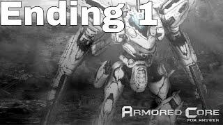 Armored Core: For Answer Full Playthrough 2018