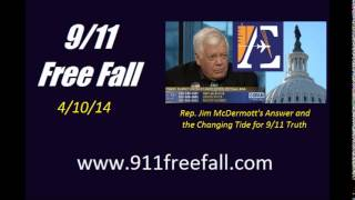 9/11 Free Fall 4/10/14: Rep. Jim McDermott