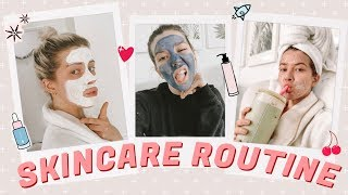 skincare routine *for acne* (luxury & affordable)
