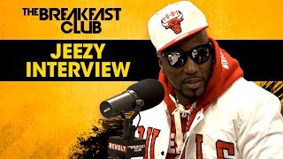 Jeezy Speaks On Motivating The Culture, Evolution, New Music + More 2017 Video