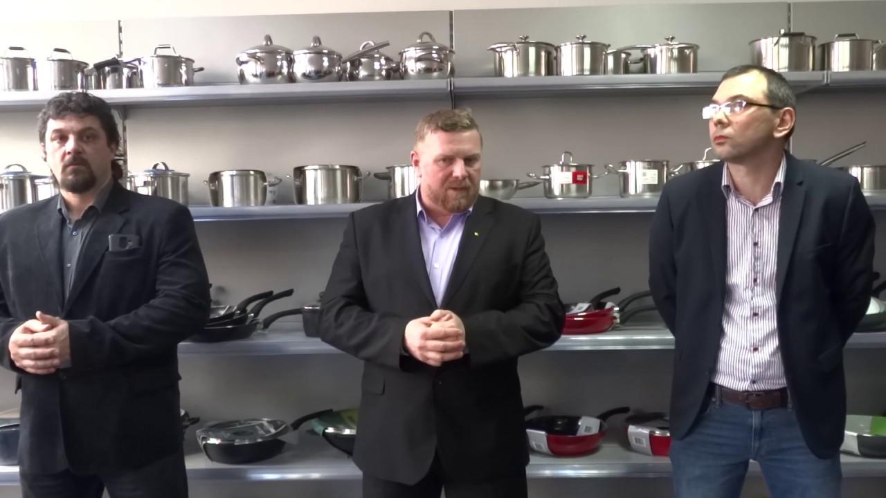 Câmpia Turzii: Inaugurare primul showroom specializat în produse HoReCa (28.02.2019)