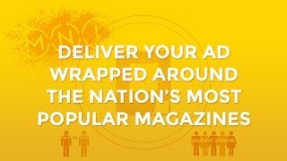 MNI: Magazine Cover Wrap Advertising  Overview