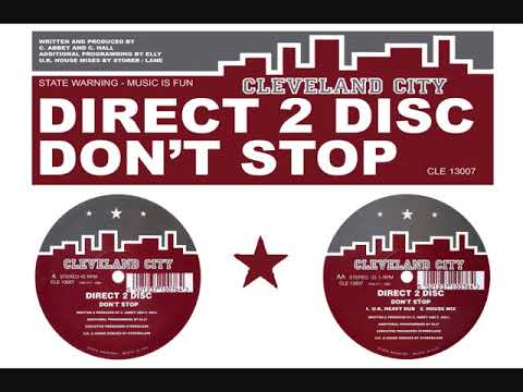 Direct 2 Disc - Don't Stop (1/3)