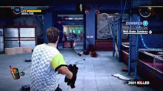 Dead Rising 2 Is Amazing ( Weapon Fun ) :D