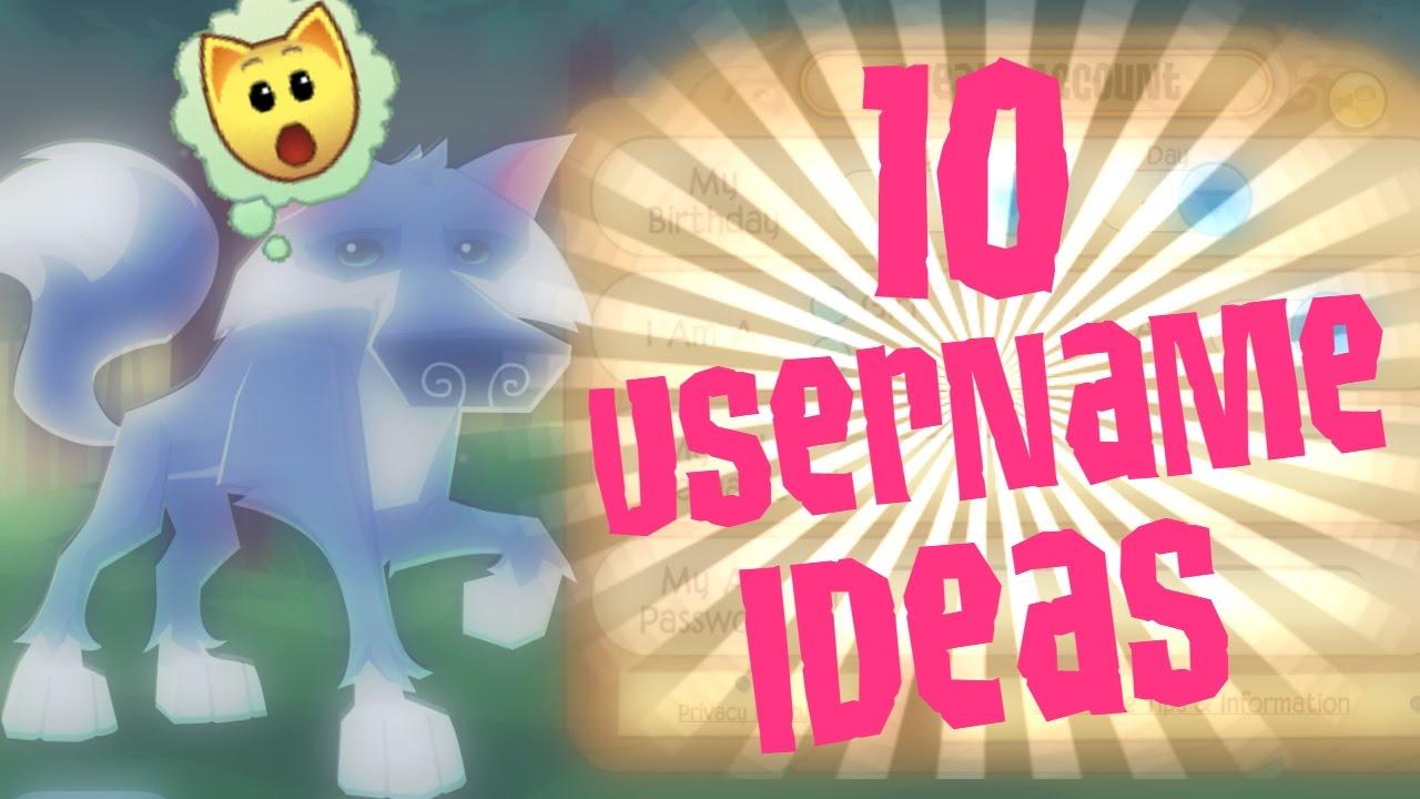 10 CREATIVE USERNAME IDEAS!