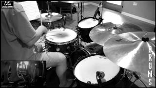 Sugar - Maroon 5 [DRUM Cover/Lesson with TAB/Score]