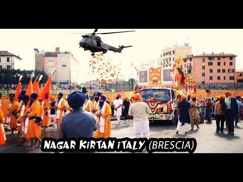 VAISAKHI NAGAR KIRTAN ITALY (BRESCIA) 2018