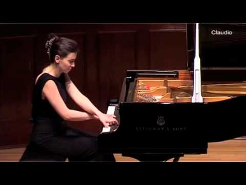 Grieg Slåtter Op 72 No 14 - The Goblin's Bridal Procession Ivana Gavric piano