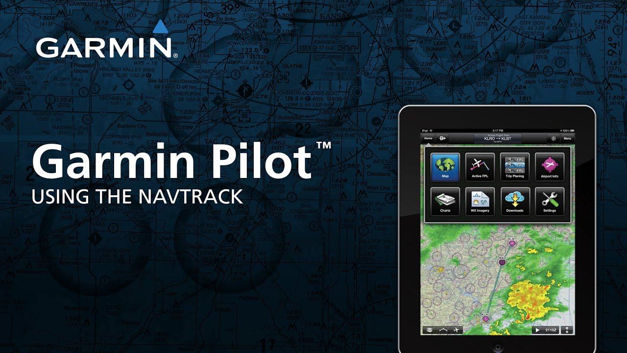 7eac85d26ac Garmin Pilot™  Using the NavTrack