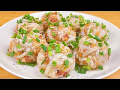 吃了30年的芋頭,第一次見這種新做法,軟糯鮮香又解饞,上桌就光盤 , Chinese Taro Food Recipe , 芋头