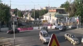 ДТП на ул Тургенева и ул Калинина 22 07 15