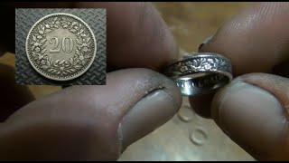 Make Coin Rings With No Marring Marks - More Tips