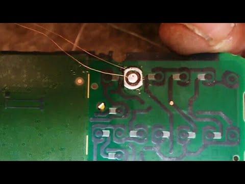 Nokia 220 Power Key On/Off Problem Jumper