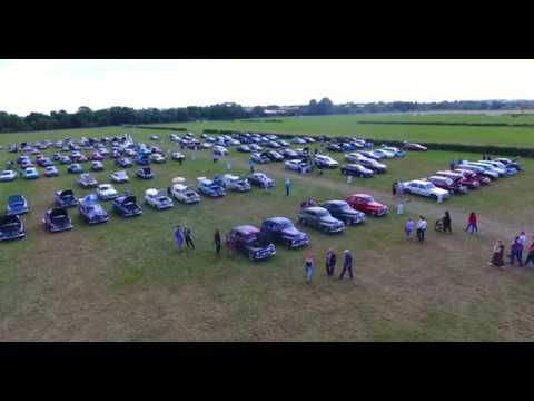 Volvo Owners Club BKV 2017 Stratford Race Course