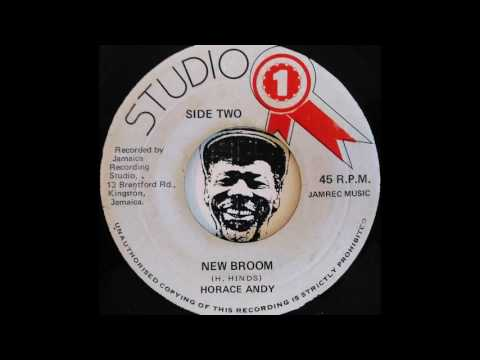 HORACE ANDY - New Broom [1973]