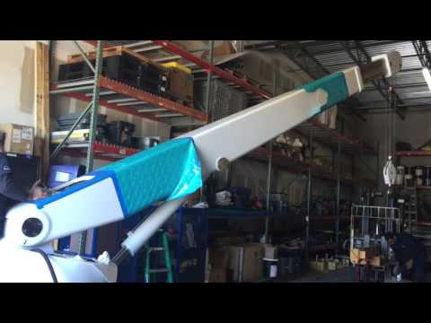 Angiamo Crane Testing