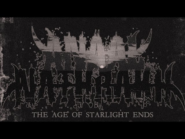 Anaal Nathrakh - The Age of Starlight Ends (LYRIC VIDEO)
