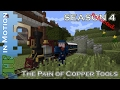 Lets Play - TerraFirmaCraft - Season 4 - 16 - The Pain of Copper Tools