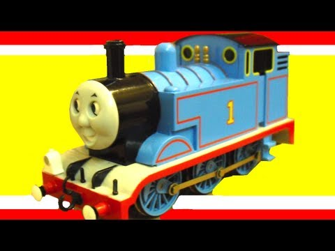 bachmann-thomas-the-tank-engine,-60-second-review!