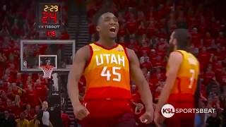 Jazz Rewind: Utah takes 2-1 lead over OKC in NBA playoff first-round series