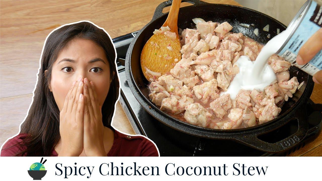 Bicol Express Recipe (Chicken)   Filipino Food Recipes