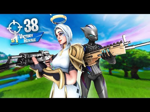 38 ELIMS IN A DUOS?! (Fortnite Battle Royale)