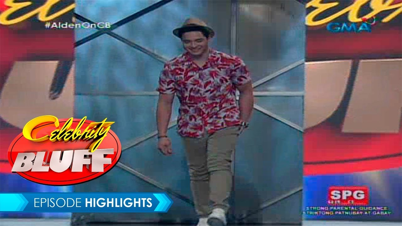 Celebrity Bluff: Alden Richards, magpapakilig sa 'Celebrity Bluff!'