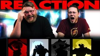 RWBY RED Trailer REACTION