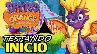 Spyro Orange - The Cortex Conspiracy (Jogo em Português) - O Início