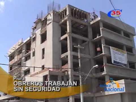 Piura: Retoman obras de construcción de local del Ministerio Público